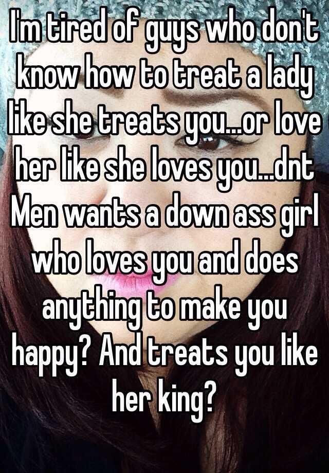 a lady like you