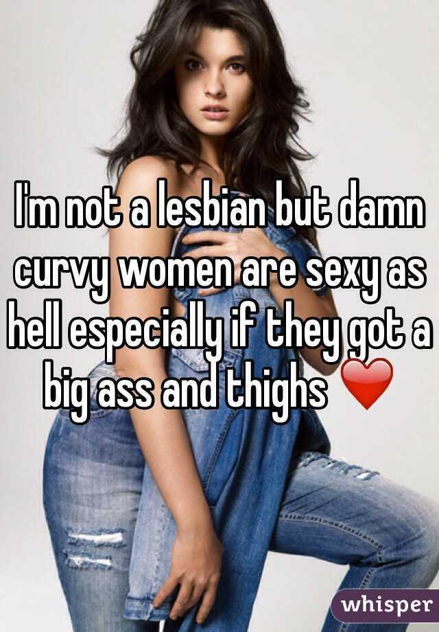 big lesbian sexy ass