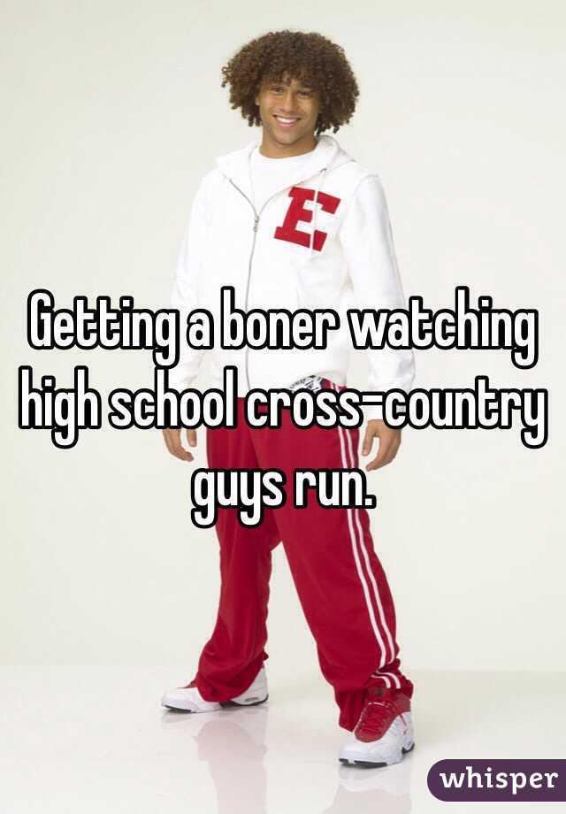 High school boner