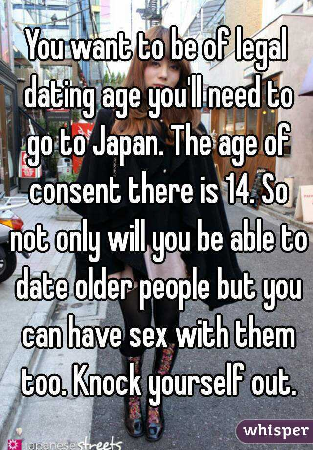 Age of consent in illinois hookup