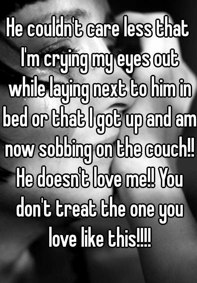 Apologise, laying next to him in bed that