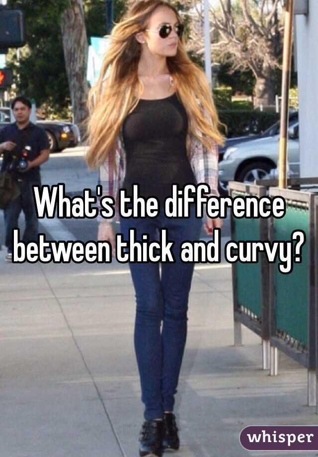 Whats curvy