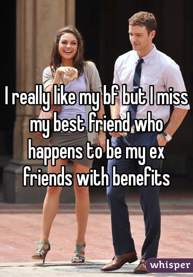 Friends With Benefits Dating