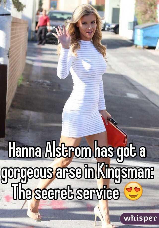Hanna alström ass