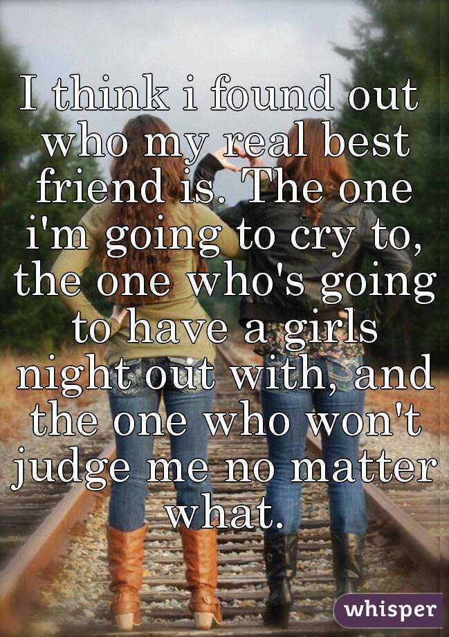 whos my best friend