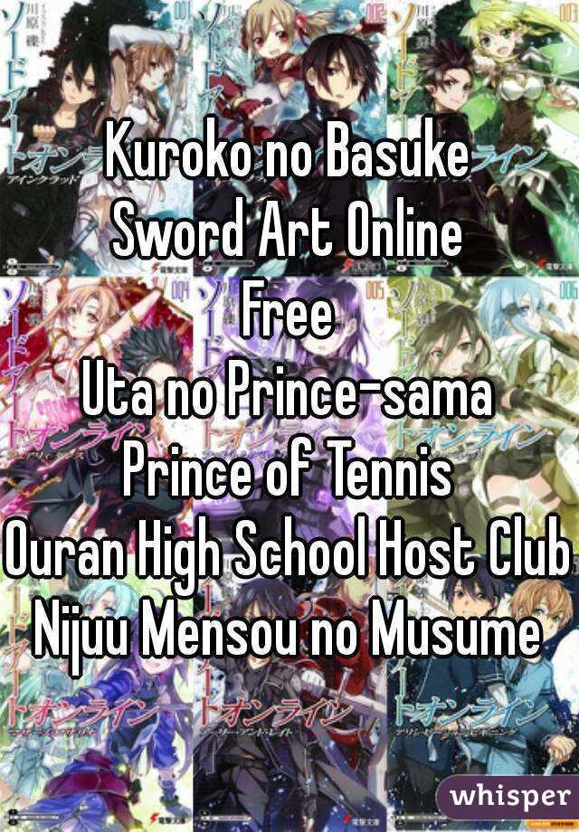 prince of tennis online free