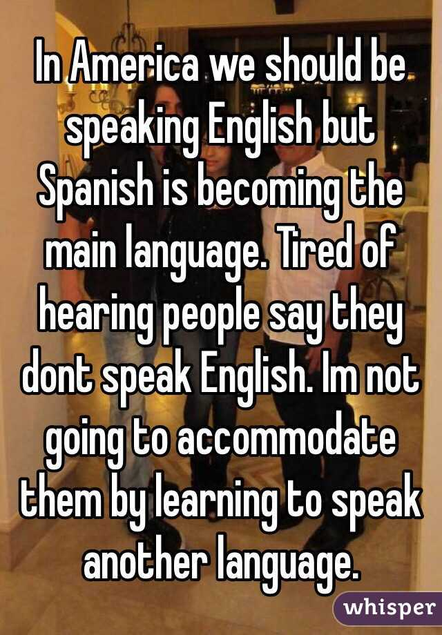 How to say i dont speak in spanish