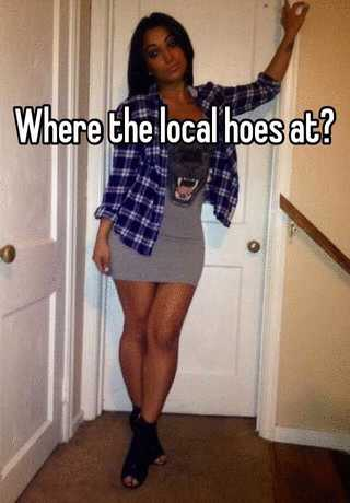 Local hoes