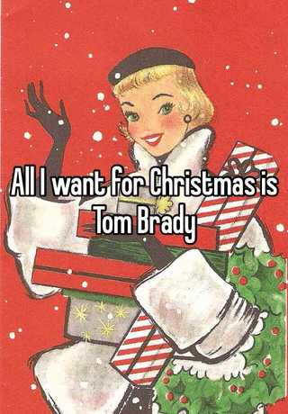 All I Want For Christmas Soulja Boy.All I Want For Christmas Is Tom Brady
