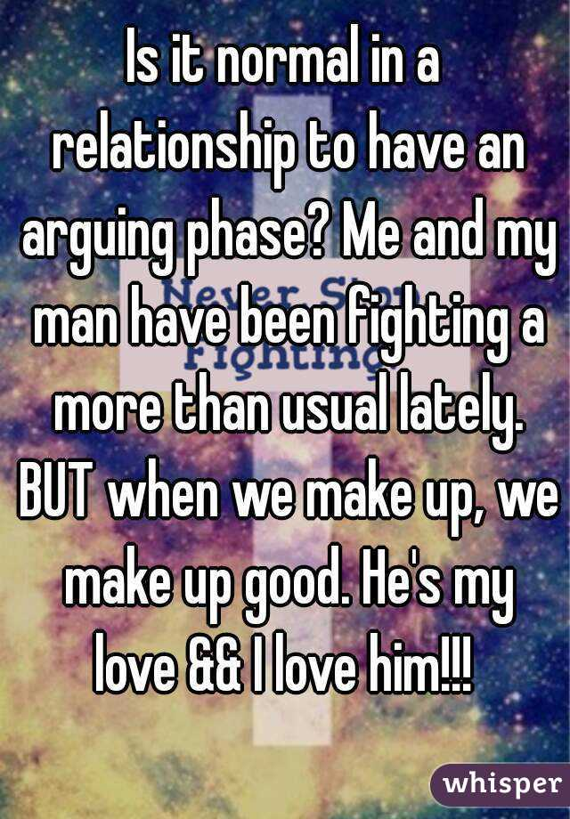 what makes up a good relationship