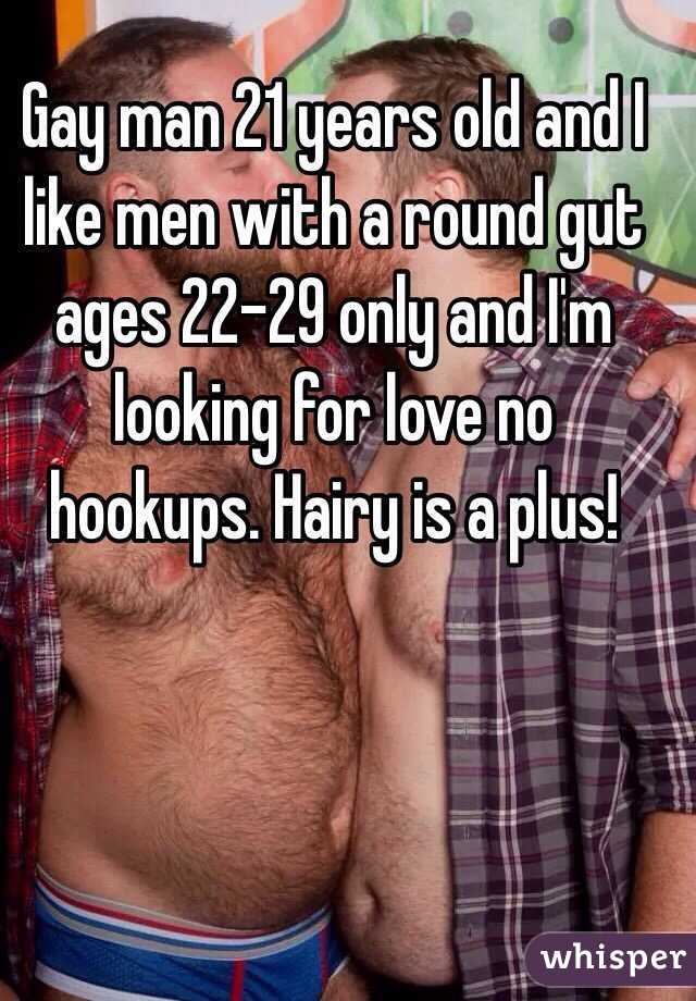 Im 29 Hookup A 21 Year Old