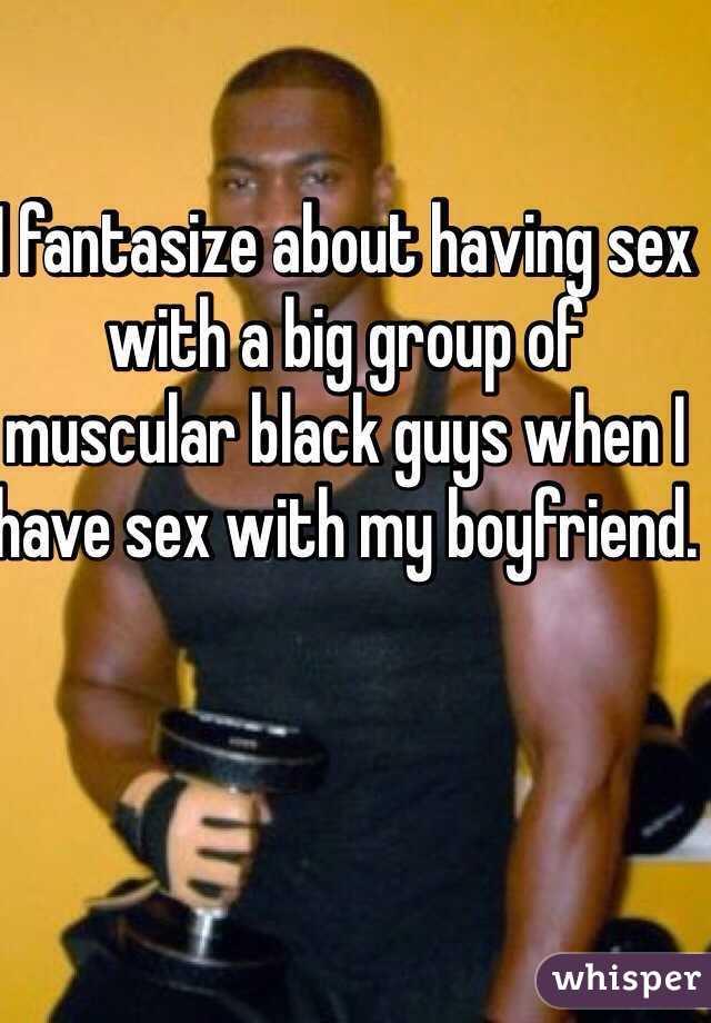 sexe black big