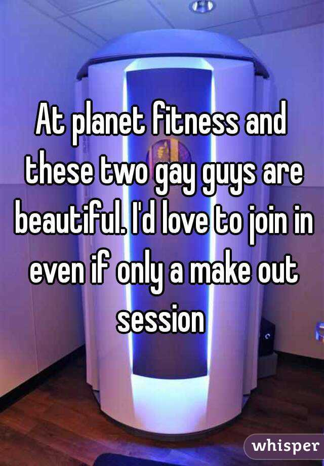 fitness gay people Planet