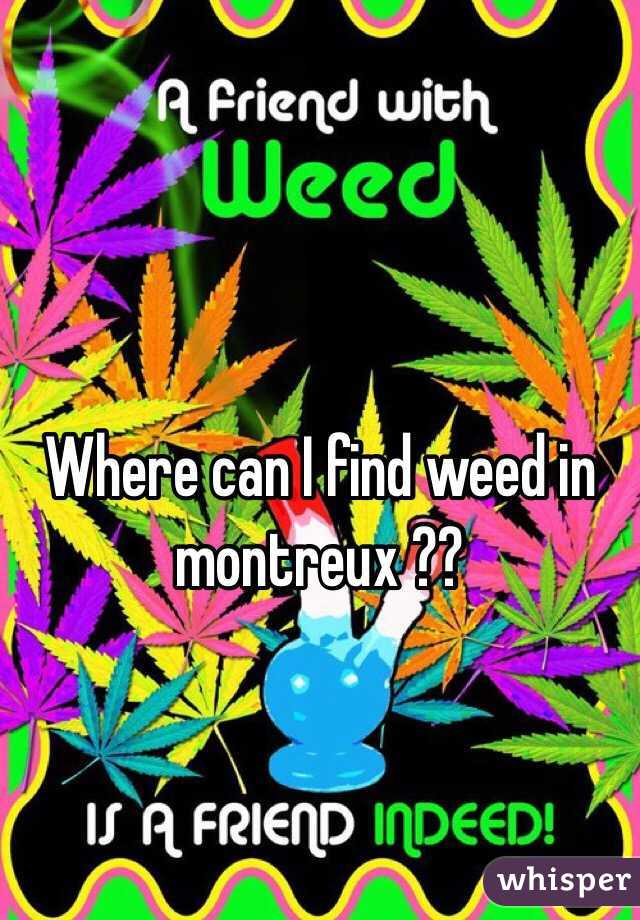 where do i find weed