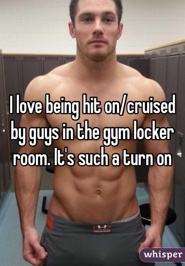 locker Gay gym