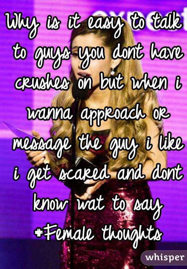 How Do I Approach A Guy I Like