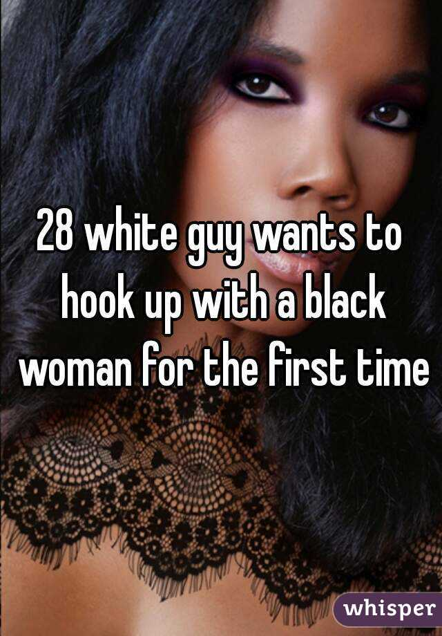 Guy Time For Black A Hookup The First your alternate the