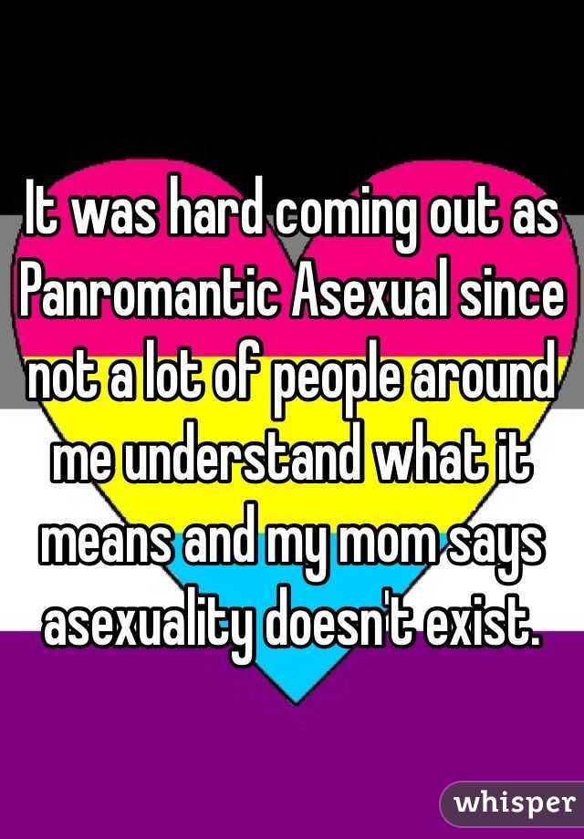 Panromantic asexual