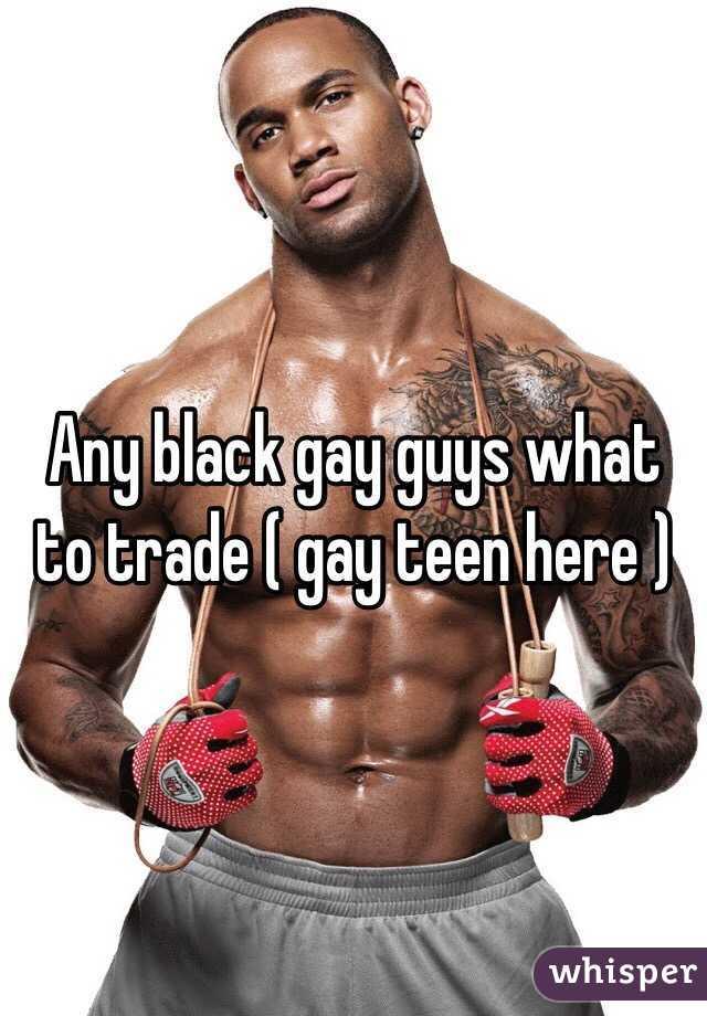 Gay gangsta blowjob
