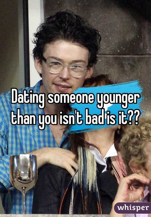 Dating someone younger meme