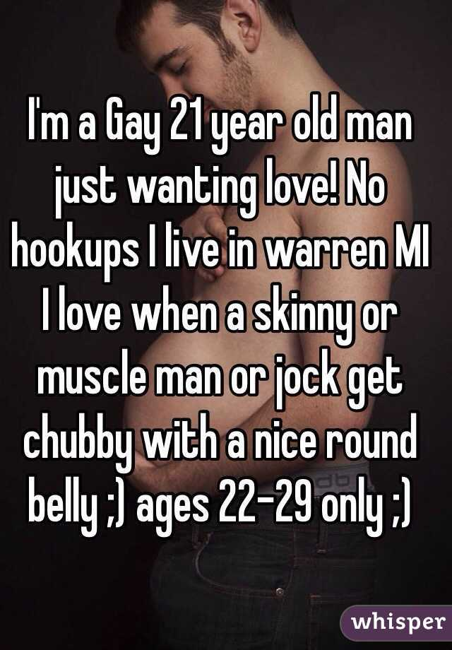 Is there anything wrong with hookup an older man