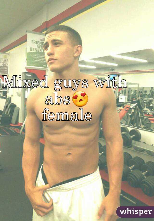 Mixed guys