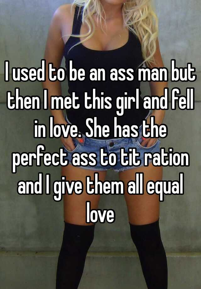 tit in ass