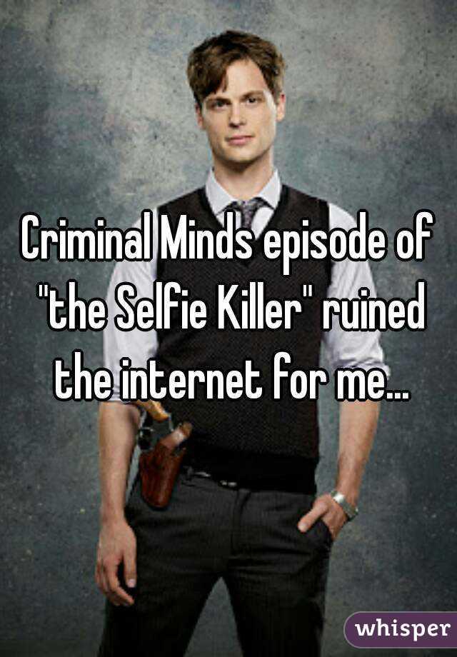 Criminal Minds episode of