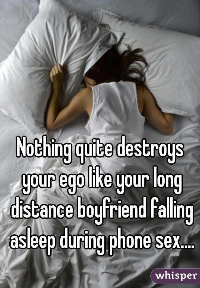 Confirm. All Fall asleep during sex