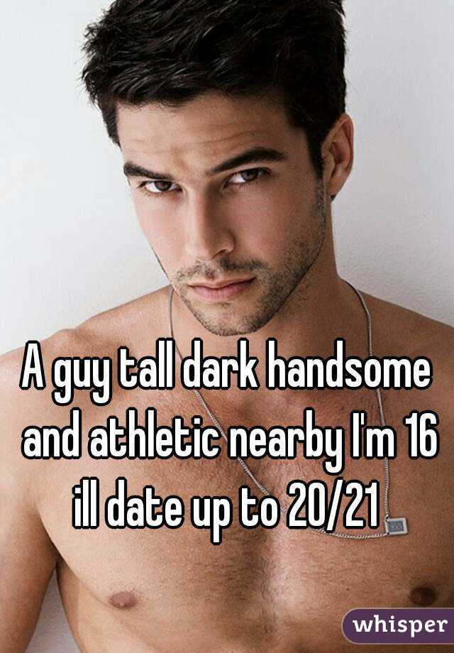 Tall Dark And Handsome Dating Site
