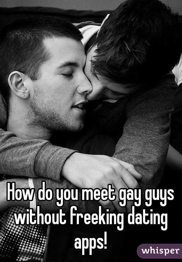 Best place to meet gay guys