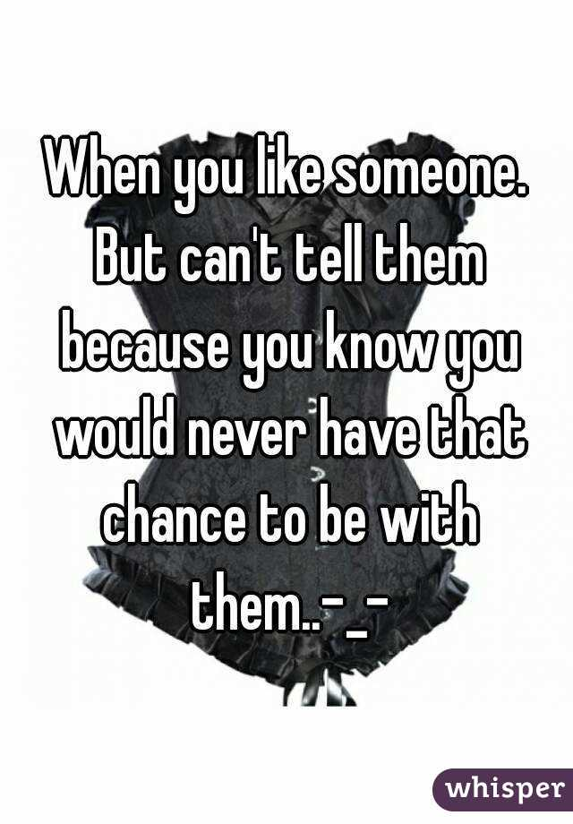 Know Like Someone U How U