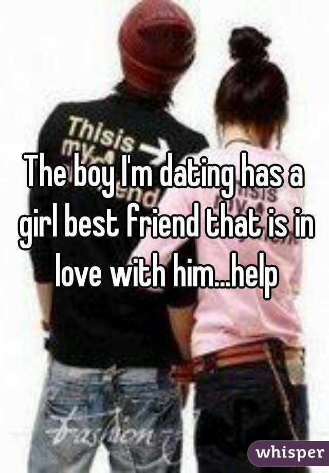 Guy im dating has a girlfriend
