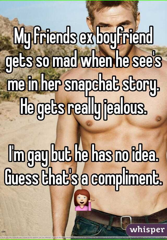 Gay guy all the single ladies