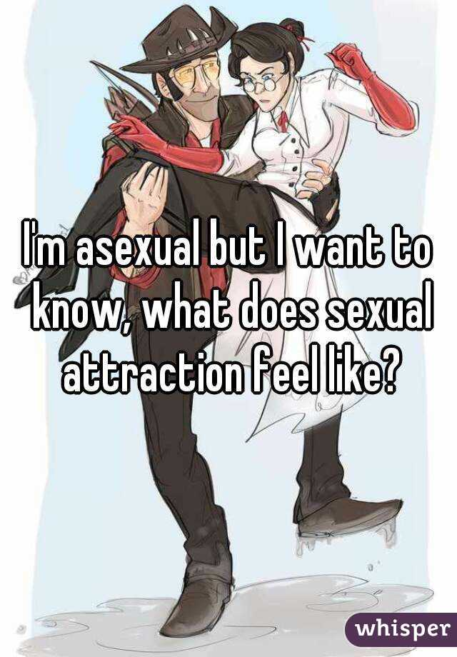 What Does Sexual Attraction Feel Like