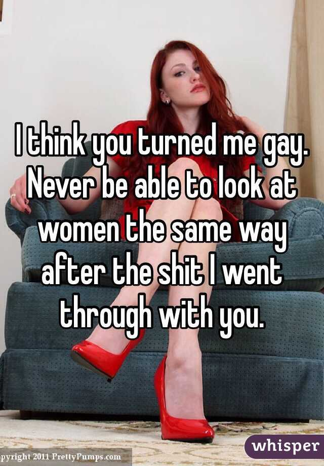 gay women are better than men