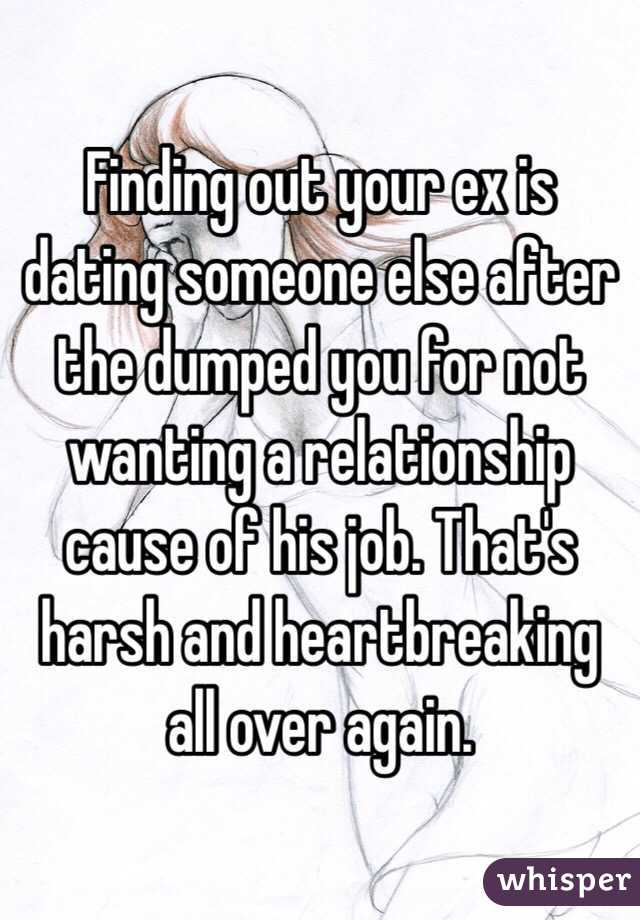 Dating Someone Who Is Not Over Ex