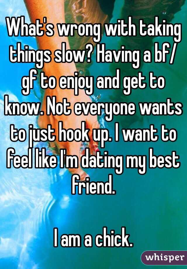 Difference between just hookup boyfriend girlfriend