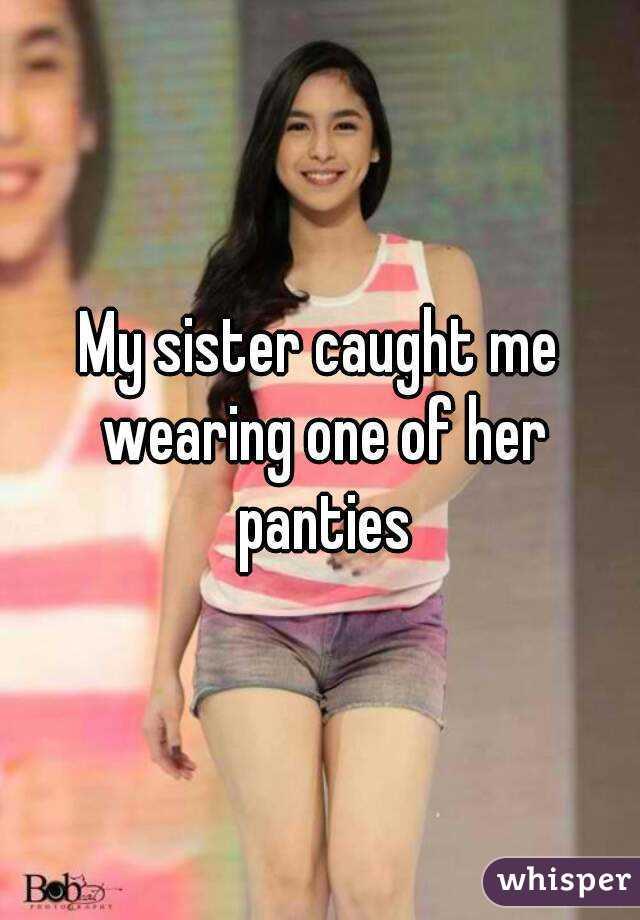 My Wife Caught Me Wearing Her Panties