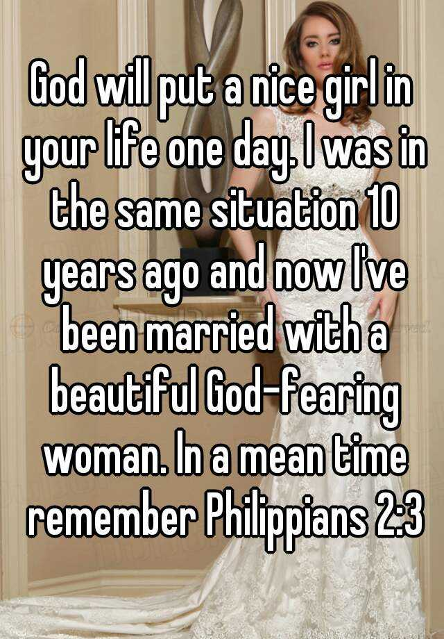 What does god fearing woman mean
