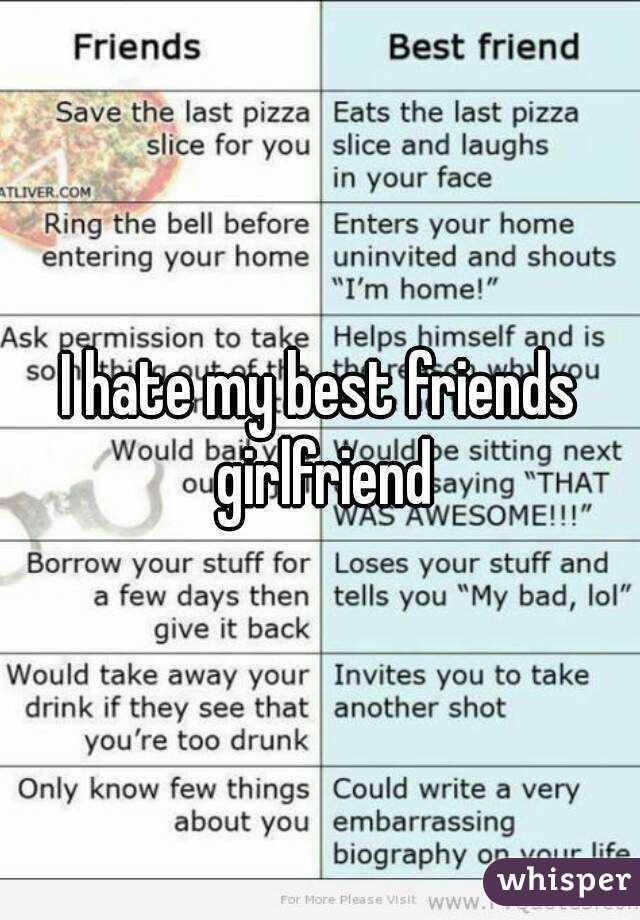 What Happens When Your Boyfriend & Best Friend Hate Each Other