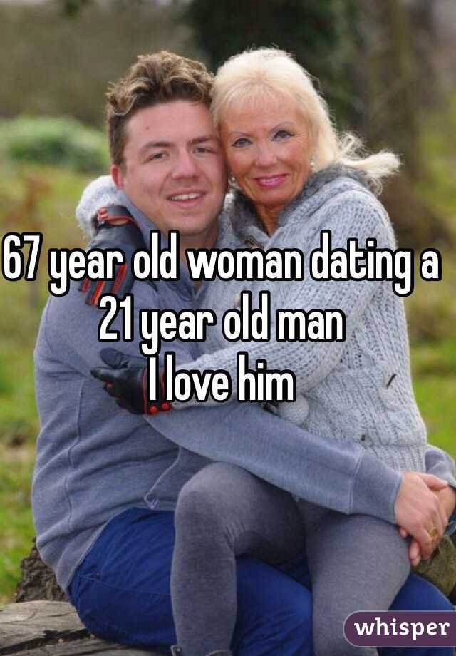 18 year old male dating 21 year old female