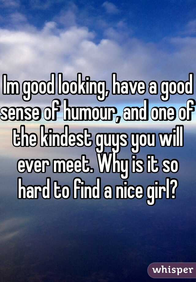 Why is it so hard to meet a girl