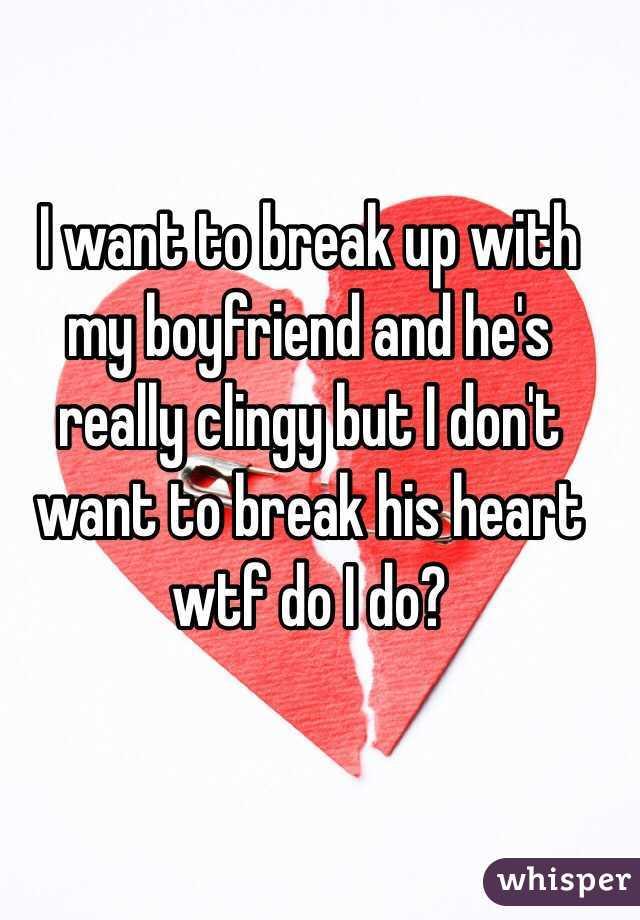 I Wanna Break Up With My Boyfriend