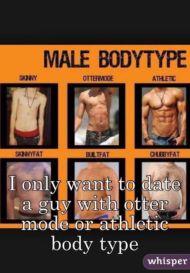 Online dating body type