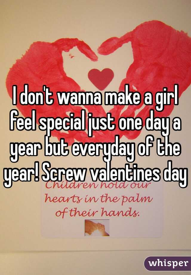 How To Make Your Girlfriend Feel Special On Valentine Day