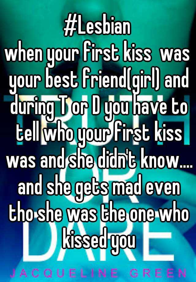 how to have a first kiss with your girlfriend