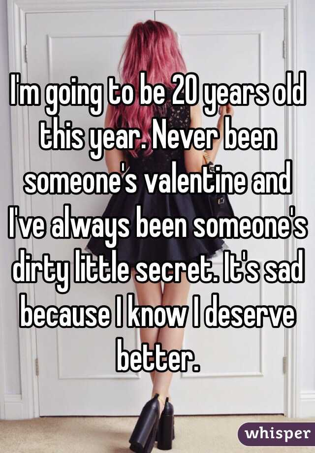 What does it mean to be someones valentine