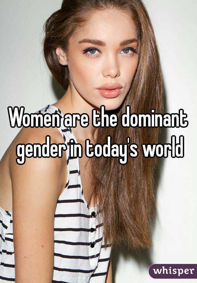 Why Do Men Like Dominant Women
