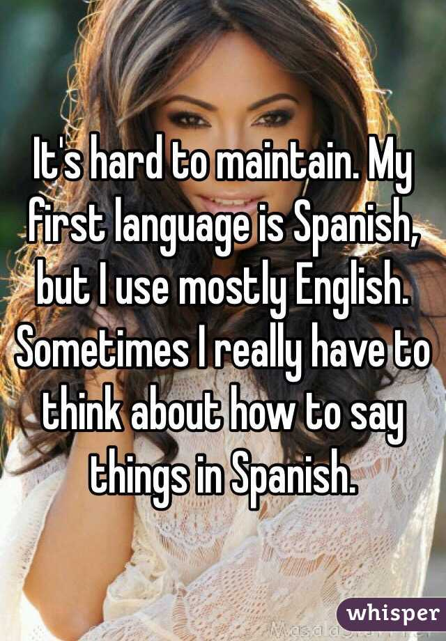 How do you say think hard in spanish